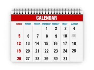 funding times calendar