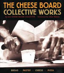 Image of Cheese Board Collective Works logo