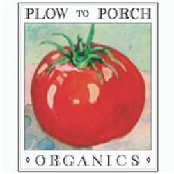 Image of Plow to Porch Logo