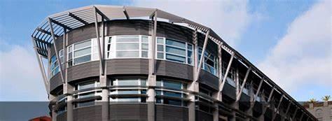 Image of the David Brower Center in Berkeley CA
