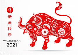 Image of Chinese-style Ox